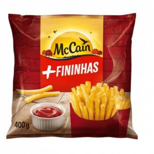 Batata McCain + Fininhas